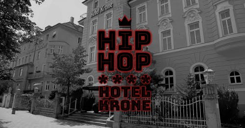 Hip Hop Hotel Krone****