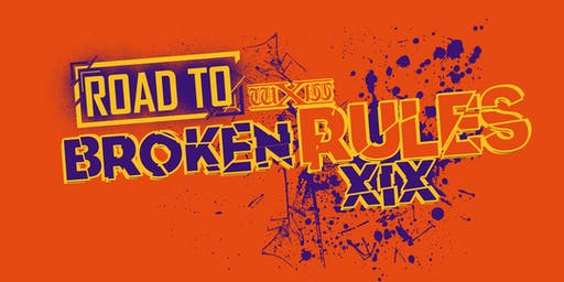 wXw Wrestling: Road to Broken Rules XIX - Gifhorn