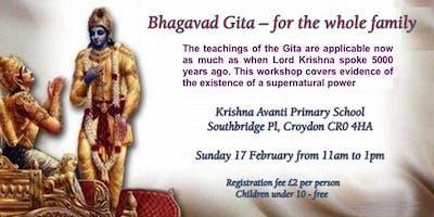 Bhagavad Gita for the Whole Family