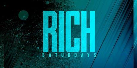 Kashia - | Rich Saturdays At Mister Rich | Guests List tickets
