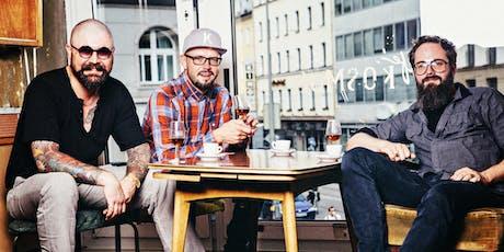 Django 3000 - Heimatkonzert 2020 - Staudach-Egerndach Tickets