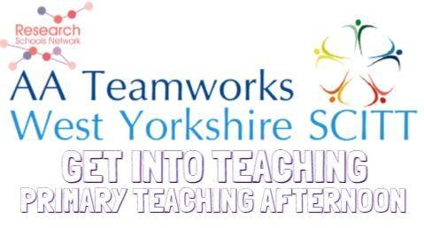 Get Into Teaching: Primary Teaching Afternoon