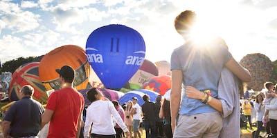 Bristol International Balloon Fiesta Coach Parking
