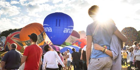 Bristol International Balloon Fiesta 2019 - COACH PARKING tickets