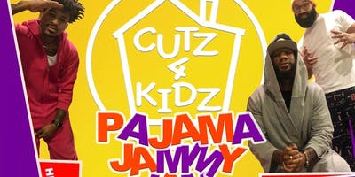 """Competitive By Nature presents """"The Pajama Jammy Jam"""""""