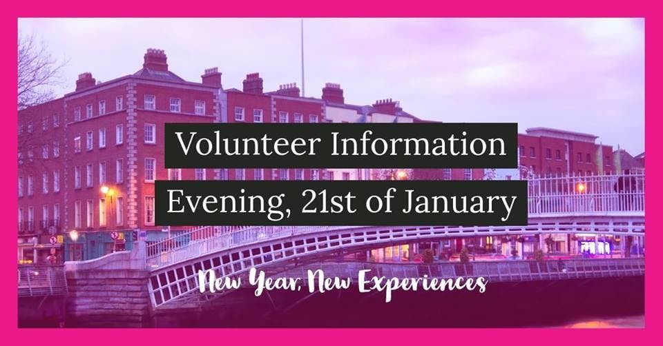 Volunteer Information Evening