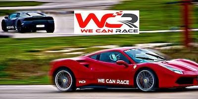 Foggia: Guida Ferrari e Lamborghini da 39€