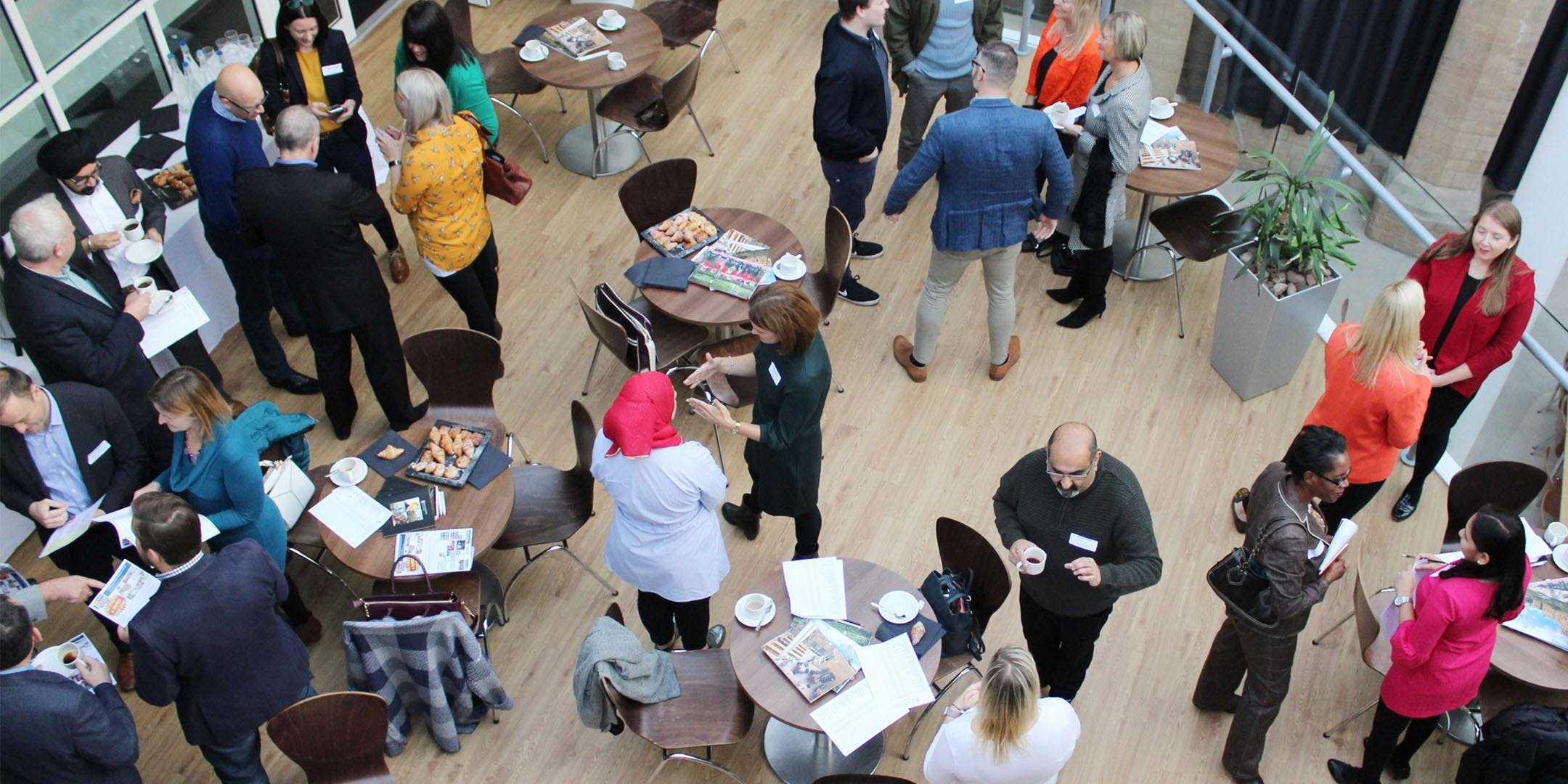 Business Club Networking Event at Nottingham