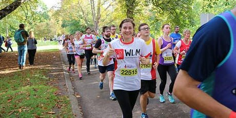 WLM - Royal Parks Half Marathon  tickets