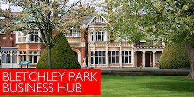 Bletchley Park Business Hub Tour