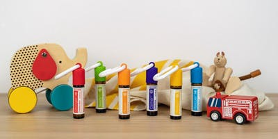 Essential Oils for Kids - DoTERRA Seminar