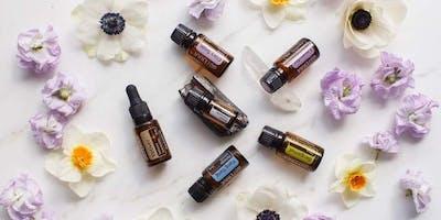 Essential Oils and Yoga for Sleep Seminar