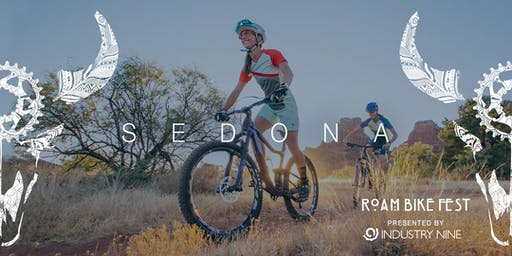 Roam Bike Fest | Sedona 2019 |  A Women's MTB Festival