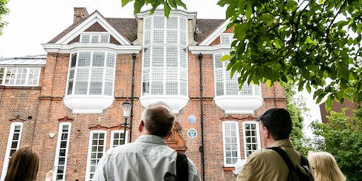The Holland Park Circle: Artists Houses Tours