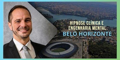 Hipnose Clínica e Engenharia Mental com André Percia em Belo Horizonte ingressos