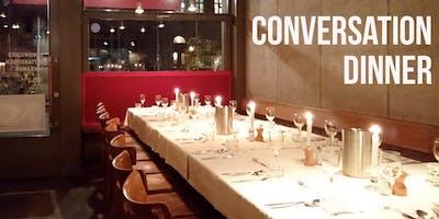 Conversation Dinner