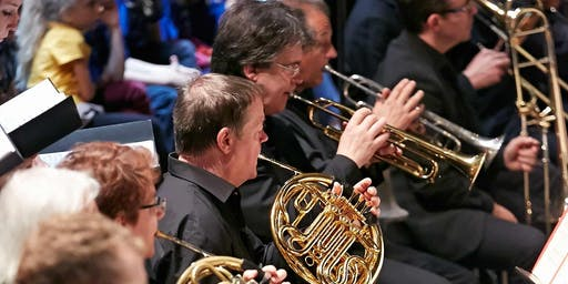 Sinfonieorchester Basel Concert at ISBasel