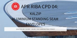 RIBA CPD - April 2019