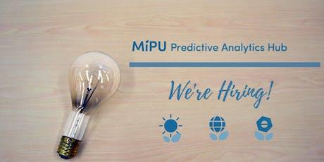 Recruiting Gruppo MIPU_2019 biglietti