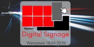 Bezpłatna konferencja Digital Signage