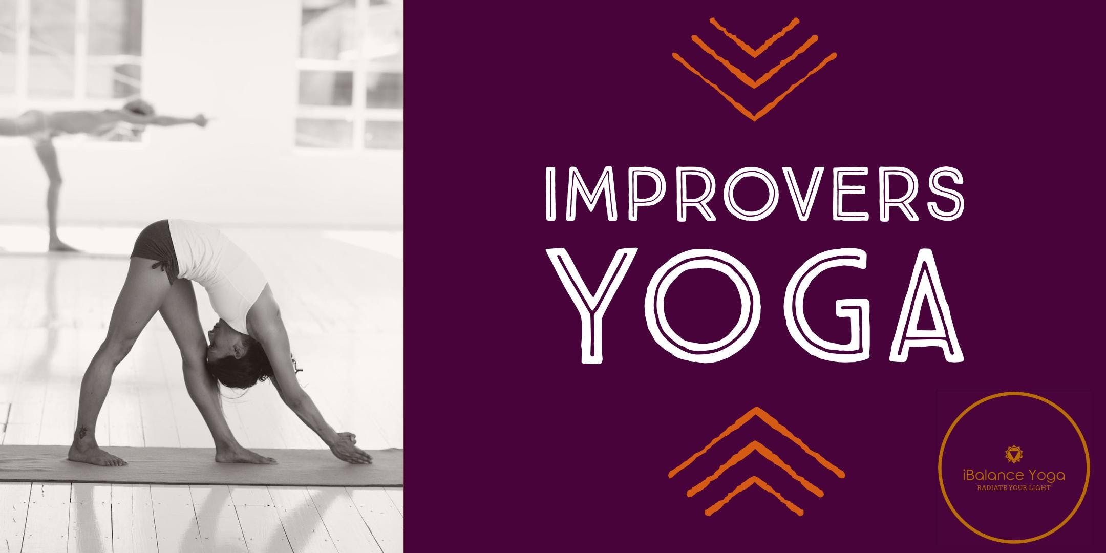 Improvers Yoga