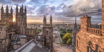 The University of Edinburgh: meet us in Amsterdam