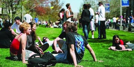 [Presencial] Getting Started 12: seus primeiros passos rumo a uma universidade americana ingressos