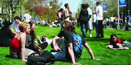 [Presencial] Getting Started 15: seus primeiros passos rumo a uma universidade americana ingressos