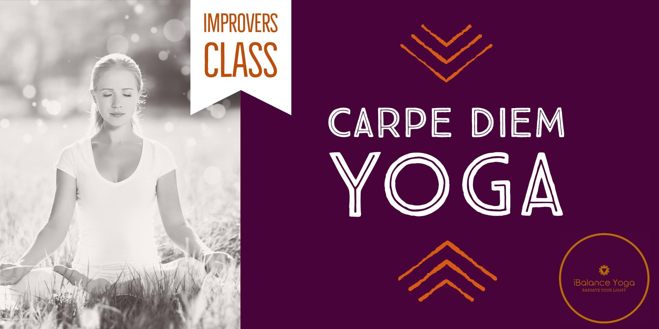 Carpe Diem Yoga for Improvers
