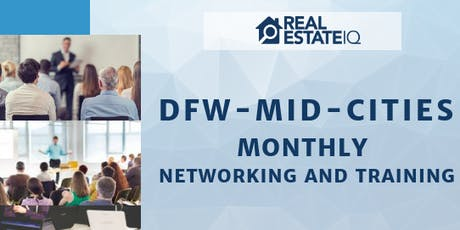 DFW - Mid-Cities Monthly Deal Finding Training tickets