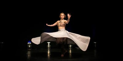 Contemporary Oriental Dance - Shimmy Hafla Workshops