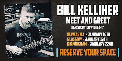 Meet Greet Bill Kelliher Guitarguitar Birmingham