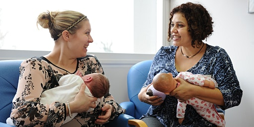 Responsive Infant Feeding Workshop - THURSDAYS (9.30am-12.30pm)