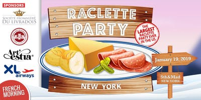 The Largest Raclette Party ever in the US