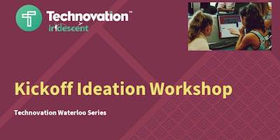 Technovation: Kickoff Ideation