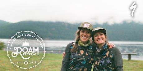 Roam Retreat @ Whitefish   Women's MTB Vacation tickets