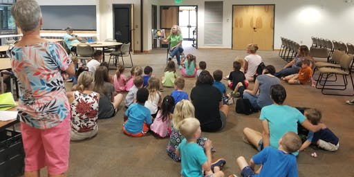 Wild Things! Stories & Songs at Brooker Creek Preserve