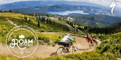 Roam Retreat @ Whitefish | Co-Ed MTB Vacation tickets