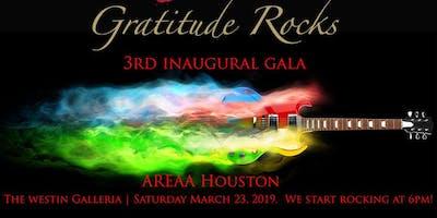 AREAA Houston 3rd Inaugural Gala
