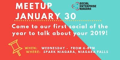 Social Enterprise Niagara Social Meetup