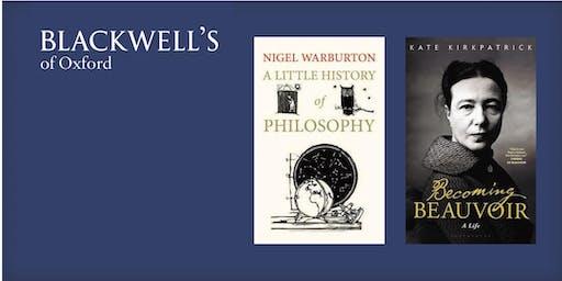 Philosophy in the Bookshop - Nigel Warburton and Kate Kirkpatrick