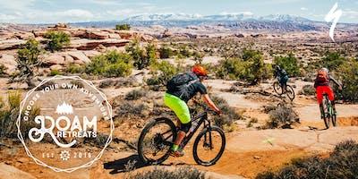 Roam Premiere Retreat @ Moab   Women's MTB Vacation