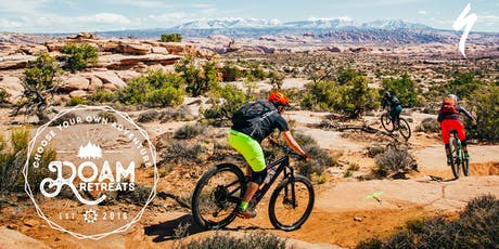 Roam Premiere Retreat @ Moab | Women's MTB Vacation tickets