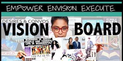 Desires & Convos Vision Board Party