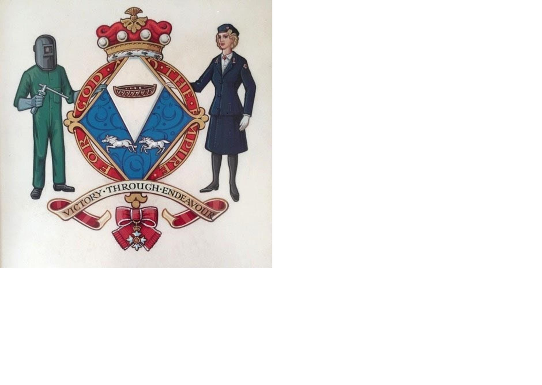 Arms and the Woman: The Heraldry of Women Parliamentarians since 1958