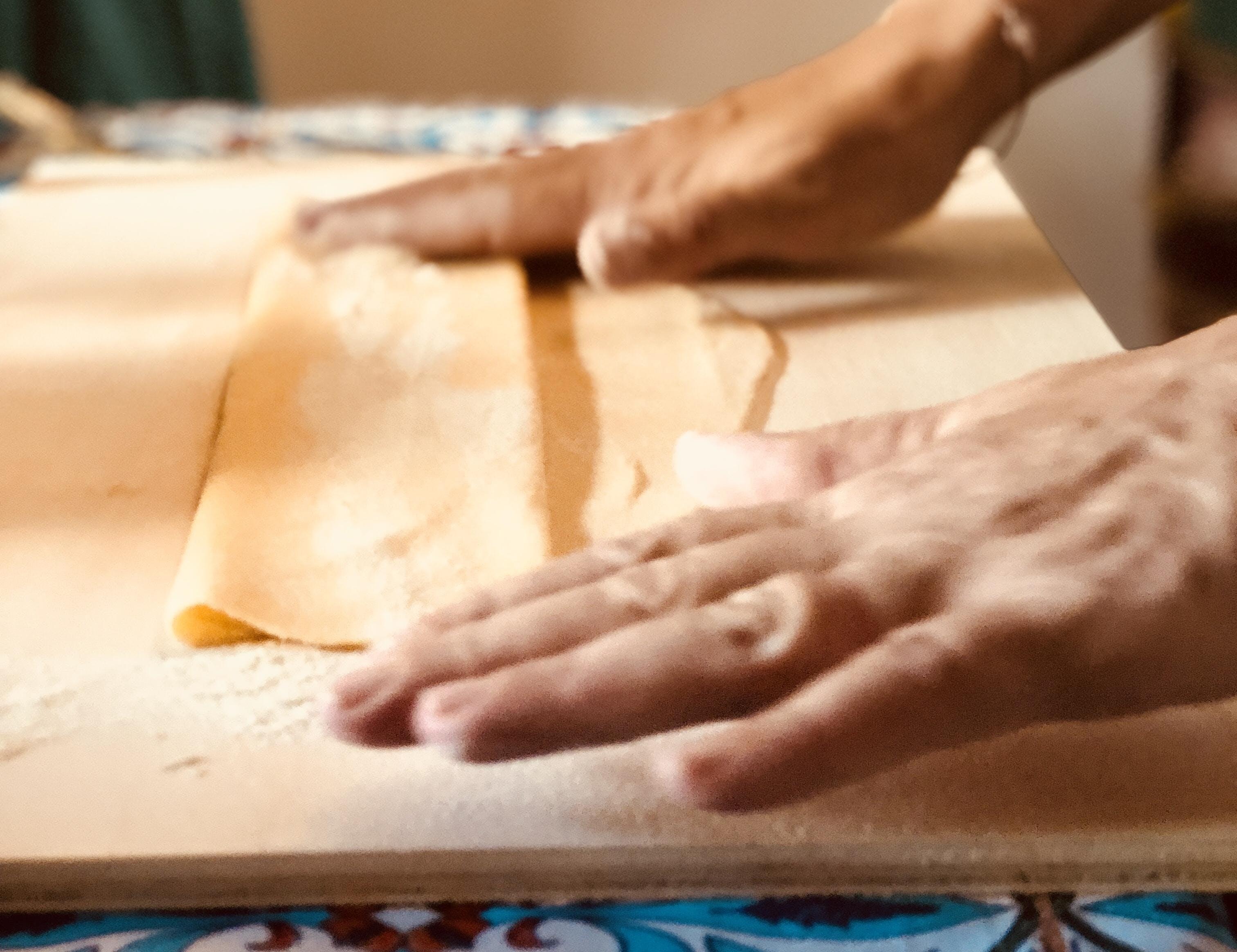 Cook and Eat Polenta Pasta and Tiramisù