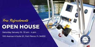 Freedom Boat Club Open House