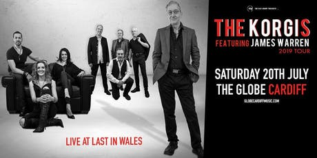The Korgis - Live At Last In Wales (The Globe, Cardiff) tickets