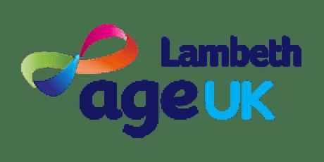 Age UK Lambeth Befriending Service Induction Jamboree  tickets