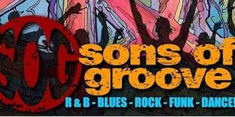 Party at Finnegan's with Sons of Groove tickets